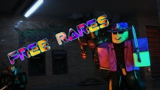 How to get free rare knives in roblox assassins [NO HACKS]