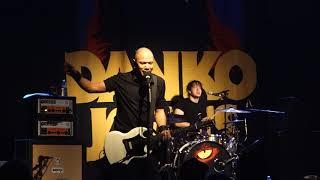 Danko Jones - Bounce (Live @ The Music Hall in Oshawa Nov 2 2017)