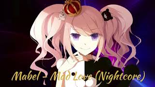 Mabel   Mad Love (Nightcore)