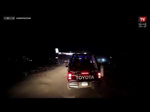 لقطات حقيقية لتحرير طفل المحلة زياد البحيري المختط والقبض على الجناة