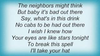 Barry Manilow - Baby It's Cold Outside Lyrics
