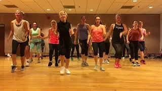 """""""Yo X Ti, Tu X Mi"""" By ROSALIA And Ozuna   Dance Fitness Workout Valeo Club"""