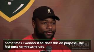 Montgomery on Rodgers