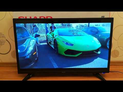 Sharp LC-32HG5242E okos LED televízió, 81 cm, HD