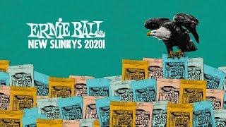 Ernie Ball Mighty slinky 8,5-40 - Video