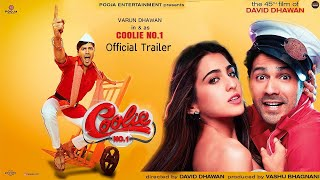 """Coolie No.1 Trailer"" 