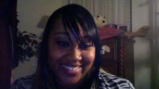 Cherekia Hall- Happy Being Me