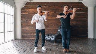 不該 (Shouldn't Be) - Jay Chou Feat. AMei - Violin Cover By Daniel Jang And Jason Chen
