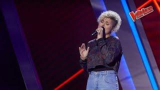 Michaela Husárová - Adele : Rolling In The Deep | Blind Auditions 1 | The Voice Česko Slovensko 2019