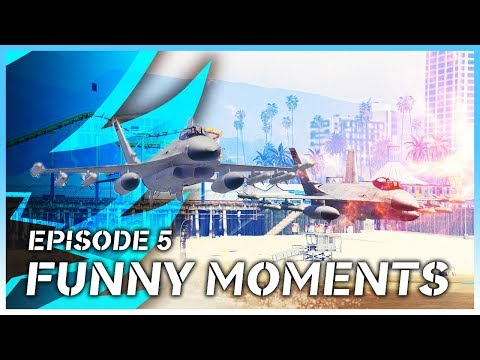 GTA V PC | Funny Moments | Episode 5