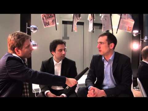 resmio-Gründer Yasha Tarani und Michael Marder über Yield-Management für Restaurants