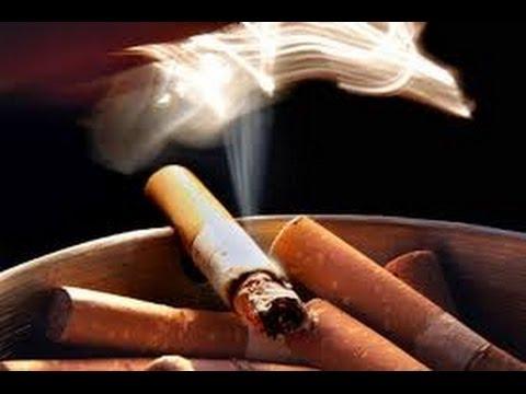 Ich werde werfen, der Schwur zu rauchen