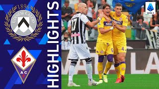 Udinese 0-1 Fiorentina Pekan 6