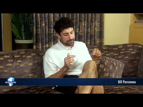Dolore alle articolazioni dellanca e ginocchio