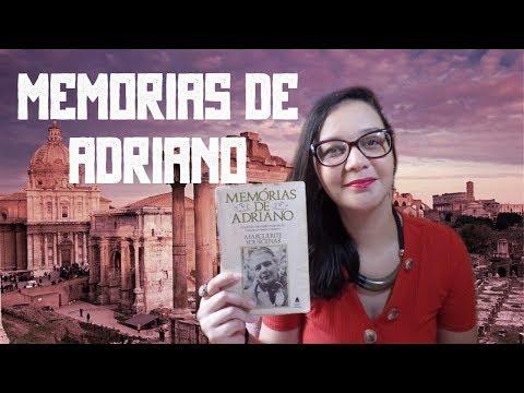 Resenha: Memórias de Adriano, de Marguerite Yourcenar
