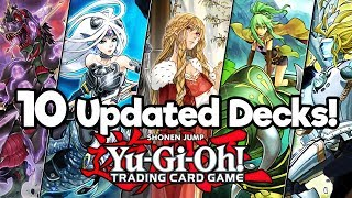 Best 10 Underrated Yu-Gi-Oh Deck Ideas for 2018!