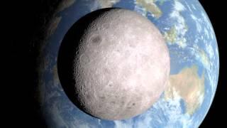 ¿Cómo es la cara oculta de la Luna?. Fascinante vídeo de la NASA