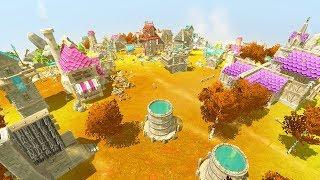 Universim   Ep. 02   New Buildings & Upgrade Unlocks   Universim City Building Tycoon Gameplay