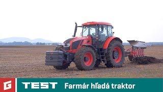 ZETOR CRYSTAL  HD 170 - TEST - GARÁZ.TV - Rasťo Chvála