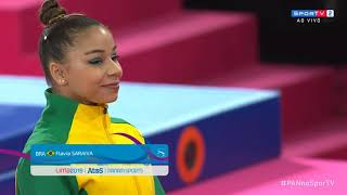 Pan American Games 2019 | WAG EF BB and MAG EF VT
