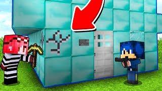 Minecraft ITA - STEF POLIZIOTTO VS PHERE LADRA