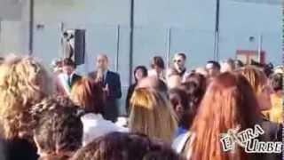 preview picture of video 'Inaugurazione della scuola Rita Levi Montalcini di Fiano Romano'