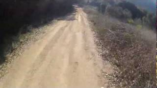 preview picture of video 'GoPro Hero 2 - Bajada Can Maimó - Vilanova Vallromanes'