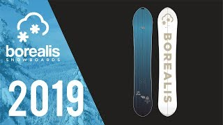 Borealis Arcane Split - Award by Splitboard Magazine