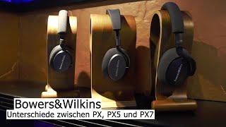 B&W Kopfhörer mit Bluetooth und Noise Cancelling - Bowers&Wilkins