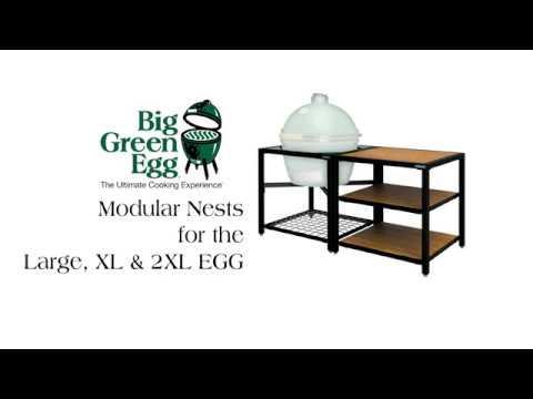 Výplň z nerezové oceli (kod 127365), Big Green Egg