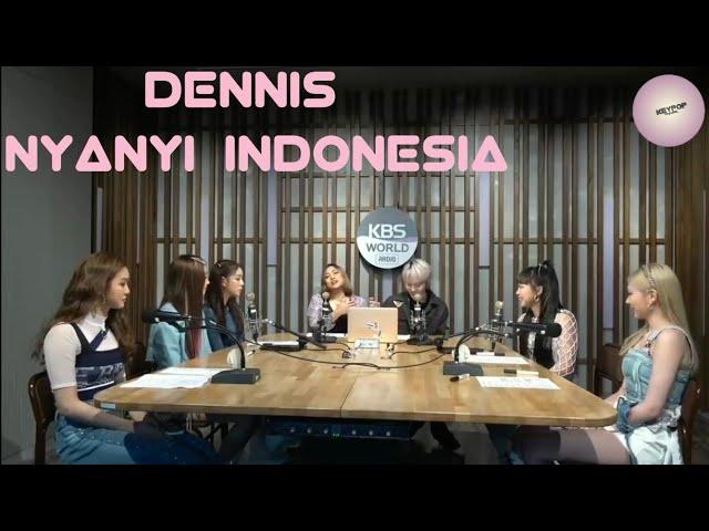 SECRET NUMBER EKSKLUSIF !!! Dennis Nyanyi Lagu Indonesia