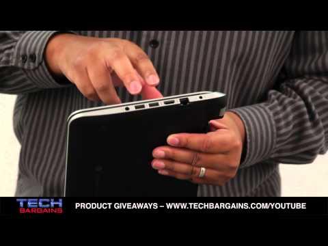 HP Pavilion Touchsmart 11 Unboxing (HD)