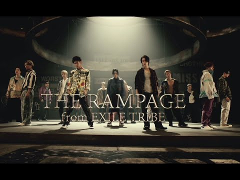 THE RAMPAGE from EXILE TRIBE / SWAG & PRIDE - YouTube ▶4:39