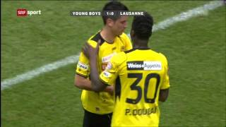 Young Boys - Lausanne 3:1   28.04.2013