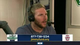 Jimmy Fund Interview: Chris Sale