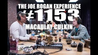 Joe Rogan Experience #1153 - Macaulay Culkin