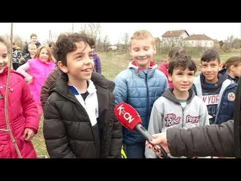 U Lugavčini organizovano pošumljavanje povodom 155 godina tamošnje škole