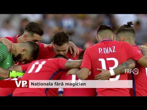 Naționala fără magician
