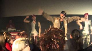 Aaron Carter - Another Earthquake Live