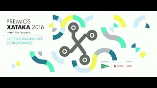 Premios Xataka 2016, gala y premiados