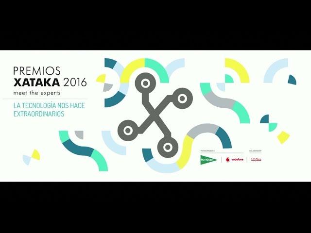 Premios Xataka, finalistas y entrega de premios