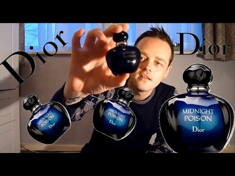 "Christian Dior ""Midnight Poison"" Perfume Review"