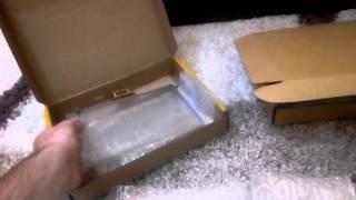 Сравнение качества упаковки товара Алиэкспресс и наши Интернет Магазин