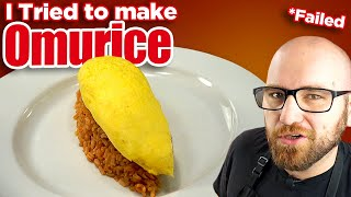 Omurice - The Most Difficult Japanese Omelet