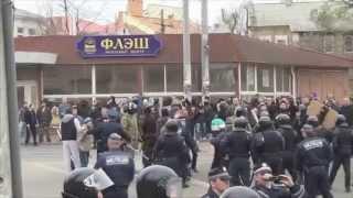 18+ бойня в Одессе 10-го апреля. как это было