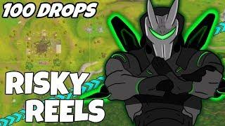 100 Drops - [Risky Reels]