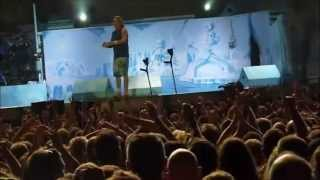 Iron Maiden - Show is over / Nico / Always Look On The Bright Side Of Life (Seerock Festival 2013)