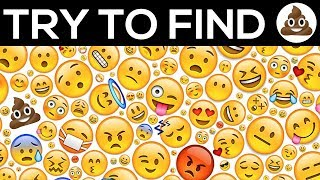 I spy picture riddles   Brain Games for Kids   Photo hunt kids game shows   Emoji challenge