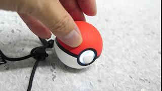「ポケモンGO」と連携したモンスターボールPlusでポケモンを捕獲
