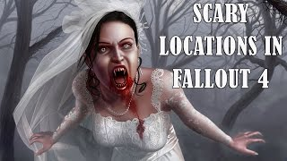 Top 16 Scary Fallout 4 Locations You Will Fear To Visit In Dark